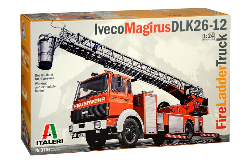 grandes ahorros Italeri 1 24 Fuoco Fuoco Fuoco Scala Camion Ivec 3784  connotación de lujo discreta